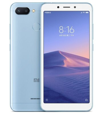 Xiaomi Redmi 6 4/64GB Blue