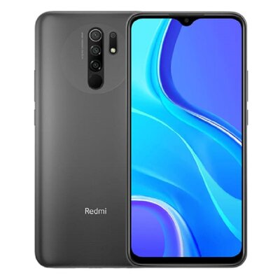 Смартфон Xiaomi Redmi 9 4/64Gb Grey (NFC)
