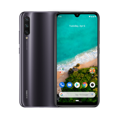 Смартфон Xiaomi Mi A3 4/128GB Android One Grey