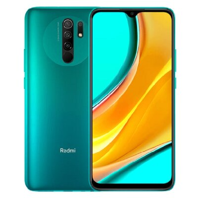 Смартфон Xiaomi Redmi 9 4/64Gb Green (NFC)
