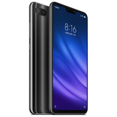 Xiaomi Mi8 Lite 6/128GB Midnight Black