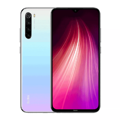Смартфон Xiaomi Redmi Note 8 4/128GB White