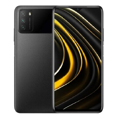 Смартфон Xiaomi Poco M3 4/64Gb Power Black