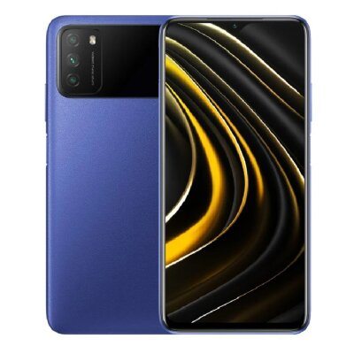 Смартфон Xiaomi Poco M3 4/64Gb Cool Blue