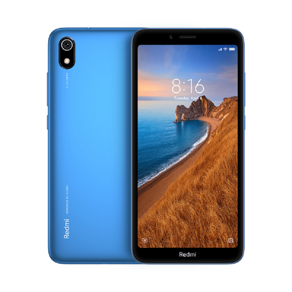 Купить Xiaomi Redmi 7A 2/16Gb Blue в Уфе