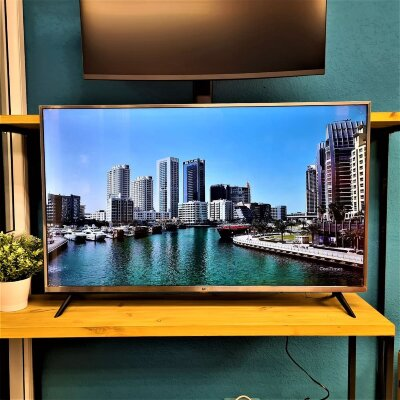 "Телевизор Xiaomi LED Mi TV 4S 43"" (108 см) Global Black (L43M5-5ARU)"
