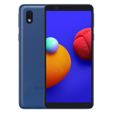Смартфон Samsung Galaxy A01 Core 16GB Синий
