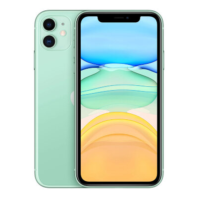 Смартфон iPhone 11 64Gb Зелёный