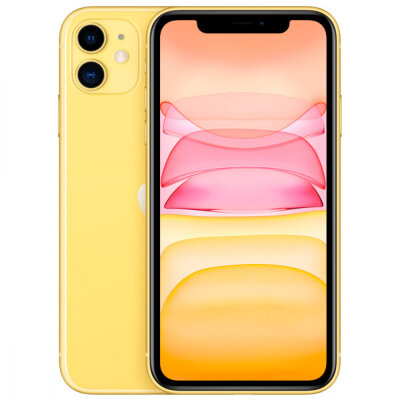 Смартфон iPhone 11 64Gb Жёлтый