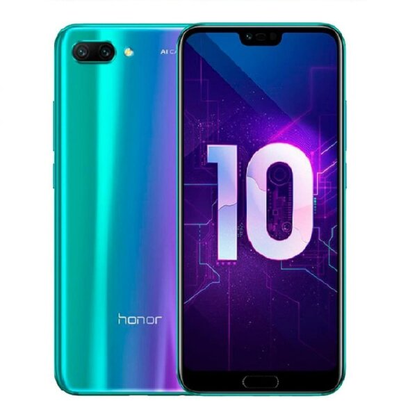 Купить Honor 10 4/128Gb Green в Уфе