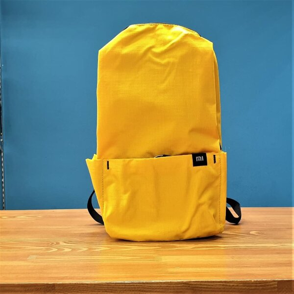 Купить Рюкзак Xiaomi Mi 90 points Mini backpack 10L Yellow (2076) в Уфе
