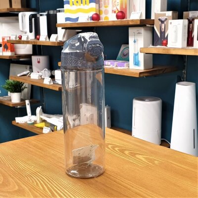 Бутылка для воды Xiaomi Quange Tritan Bottle 620ml Gray